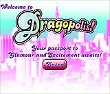 Web design for Dragopolis! (in process)
